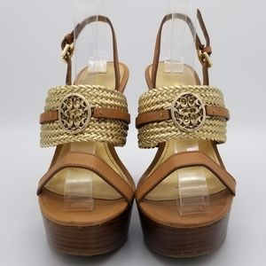 Coach sandals sz 7